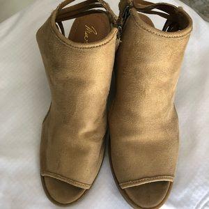Shoes - Mari A fringe sandals
